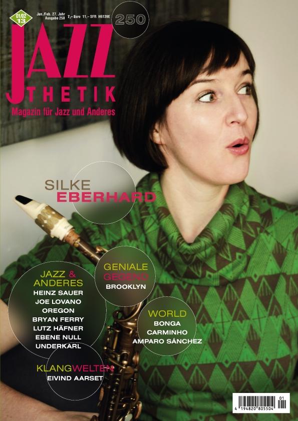 Silke Eberhard Jazzthetik